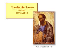 Saulo de Tarso