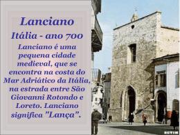 Lanciano-Italia