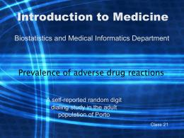 Questionnaire - Medicina