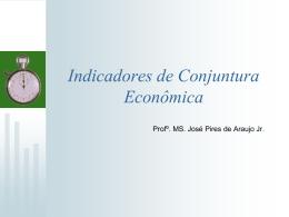 Índicadores Econômicos