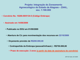 Projeto: ZAAL