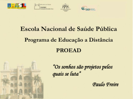 Escola Nacional de Saúde Pública Sérgio Arouca