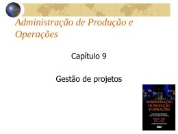 1-ok-8-Cap 9 Gestao de projetos