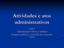Aula_9 - Acadêmico de Direito da FGV
