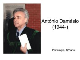 António Damásio (1944-)