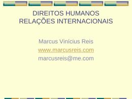 Direitos Humanos Ceub 2012 PARTE 3