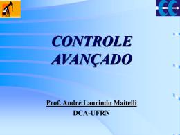 Controle Adaptativo - DCA