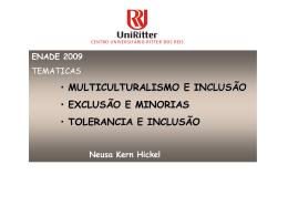 enade 2009 - UniRitter