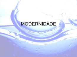 Modernidade 2