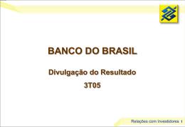 4 - Banco do Brasil
