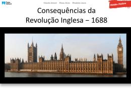 Consequências da Revolução de 1688