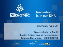 BRBIOTEC - Wiki Apex
