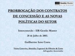 Gestão Master - Vieira Ceneviva Advogados Associados
