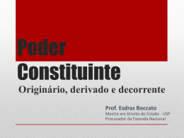 DOWNLOAD – Poder Constituinte