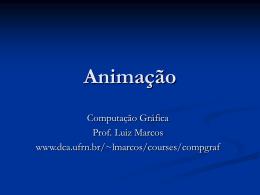 animação - DCA
