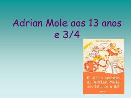 Os Diários Secretos de Adrian Mole aos 13 anos e