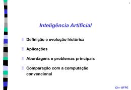 intro-IA - Centro de Informática da UFPE