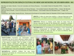 UNIVERSIDADE FEDERAL DO MARANHÃO AVANÇOS E LIMITES
