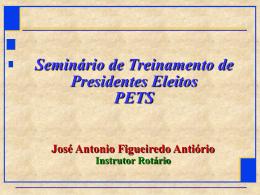 PPT - Distrito 4480