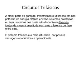 circuito trifasicos com exercicios