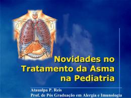 Novidades no Tratamento da Asma em Pediatria