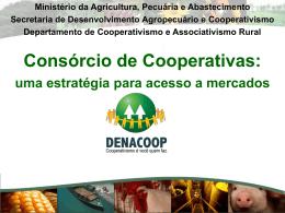 AÇÕES DO MAPA - Ministério da Agricultura