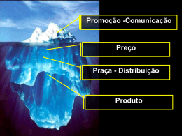 EXEMPLOS PROPAGANDAS 4 P`S
