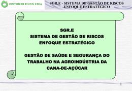 Apresentação_Eng.º Cesar_SGR_E Agro Industria_VI