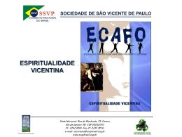 Características da Espiritualidade Vicentina