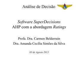 aula 1d superdecisions ahp_ratings
