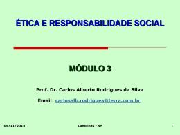 Ética e ResponsabilidadeSocial-Modulo3