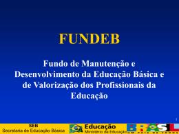 Palestra: Coordenador Geral do Fundeb, Vander Borges
