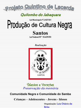 Projeto Quintino de Lacerda