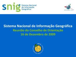 0CO-SNIG - Instituto Geográfico Português