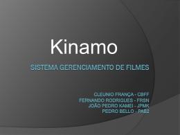 Aplicativo desktop para gerenciamento de filmes