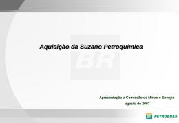 Suzano Petroquímica