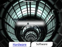 Hardware e Software - Bem-vindo ao Jornal Digital EAS