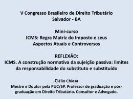 Clélio Chiesa (parte II)