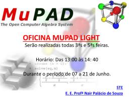 OFICINA MUPAD LIGHT - prof-nair-palacio
