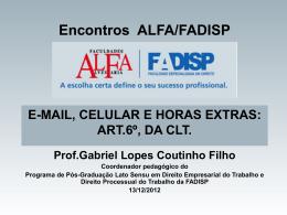 CLT - Gabriel Lopes Coutinho Filho