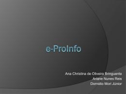 e-ProInfo - ufesmestradoanabringuente