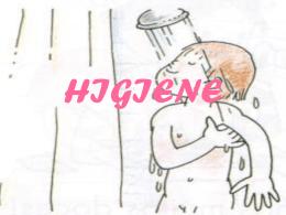 HIGIENE - Banco de Recursos Educativos 1 Ciclo