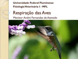 Resp_aves_andre_original - Universidade Federal Fluminense