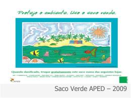 Saco Verde 2009