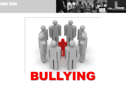 bullying1ano - WordPress.com