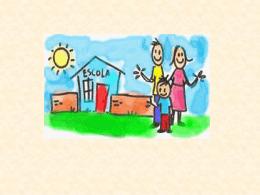 família - A Escola de AZ
