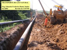 odorização do gás natural