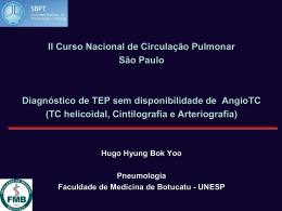 Probabilidade clínica de TEP