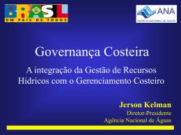 Propostas para facilitar a gestão na zona costeira