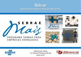 """Sebrae Mais""."